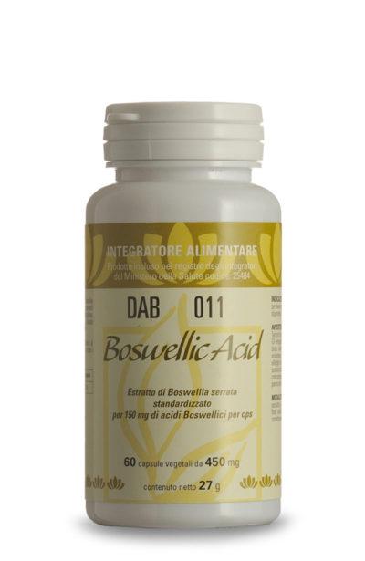 DAB 011 – Boswellic Acid